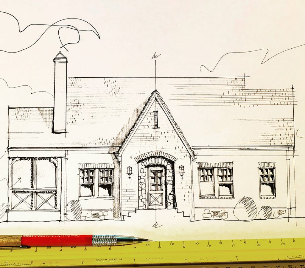 Alan Clark Architect_sketches2020_5
