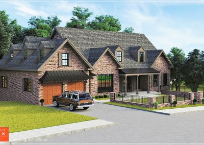 Brookhaven New house