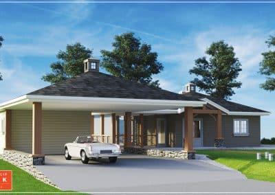 North Georgia Mountain House